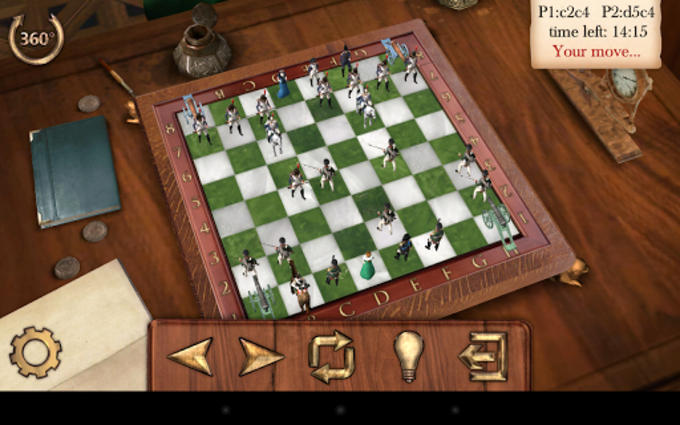 Chess War