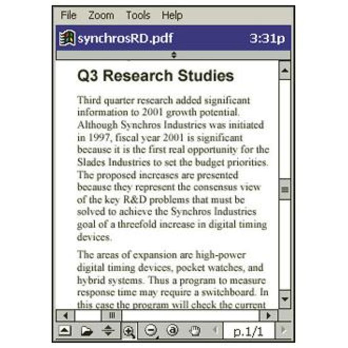 Acrobat Reader (WM2003SE)
