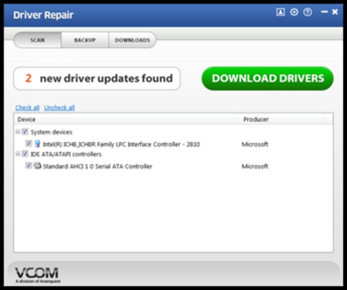 Fix-It Driver Repair