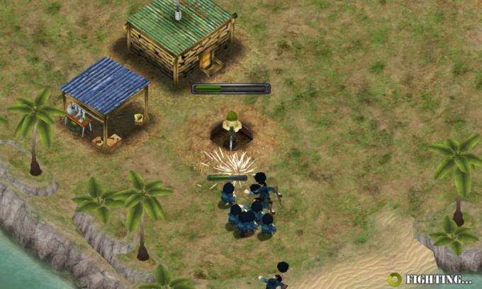 Battle Islands