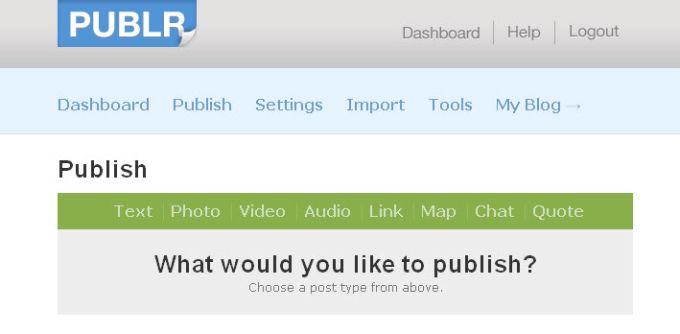 Publr