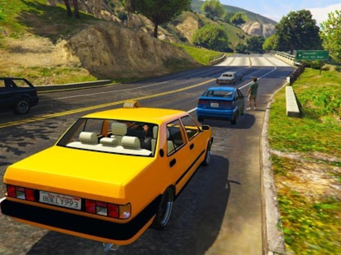 Turkish City Mod for GTA