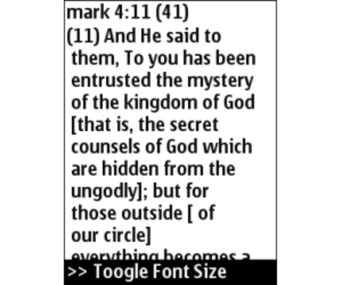 English Amplified Bible