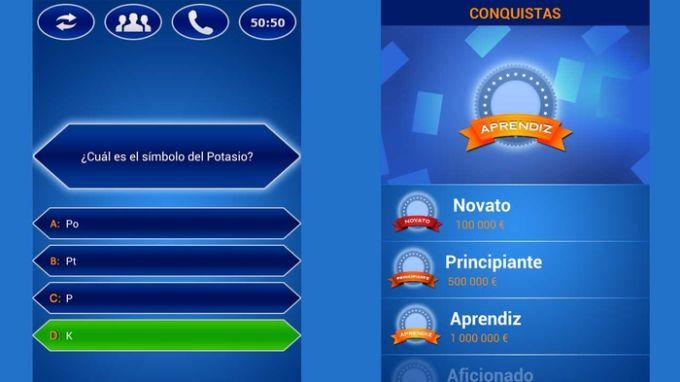 Quiz Millonario en Español Gratis