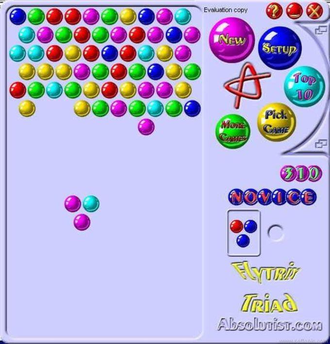 Bubble FlyTrix