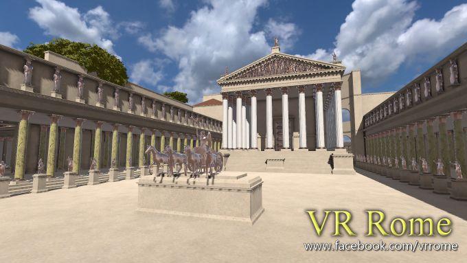 VR Rome
