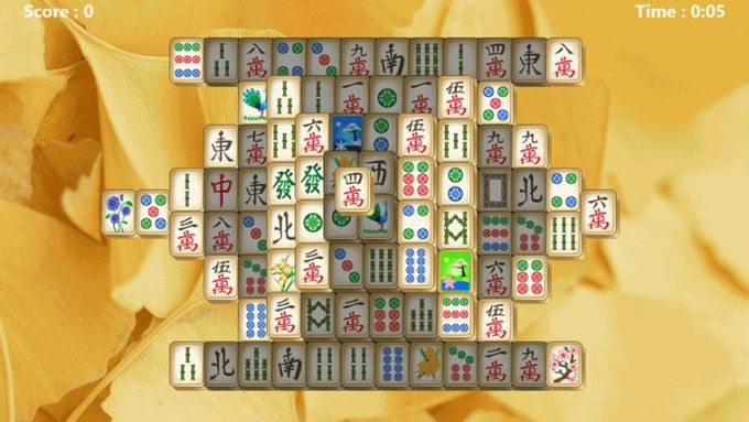 Mahjong+ für Windows 10
