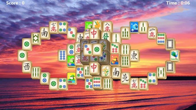 Mahjong+ para Windows 10