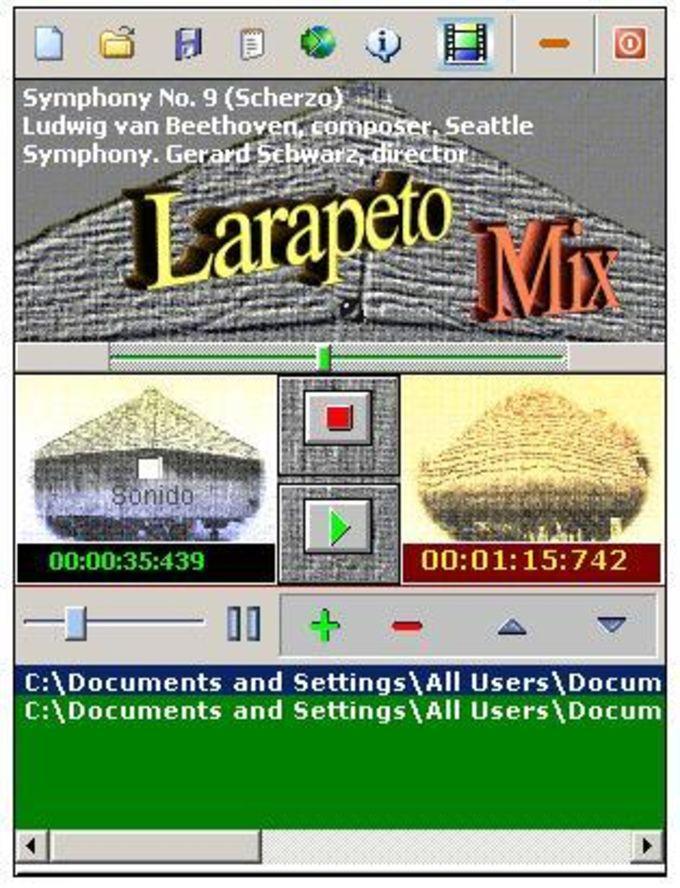 Larapeto Mix