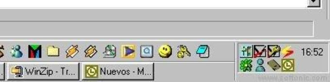 Tray Icon for Outlook Express