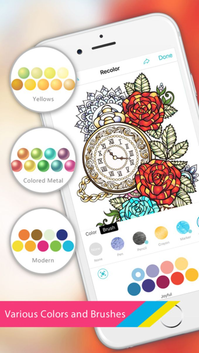 EverColor - Draw something with Coloring Book