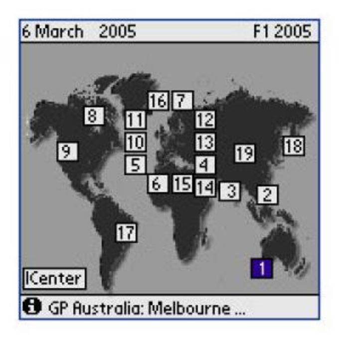 F1 Season 2005