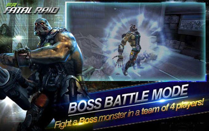 Fatal Raid  No1 Mobile FPS