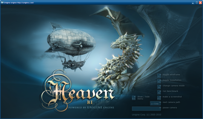 Heaven Benchmark
