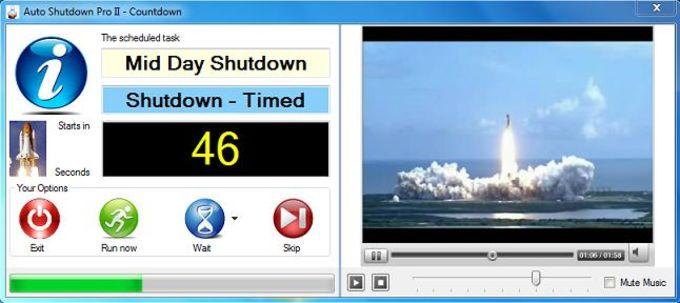 Auto Shutdown Free