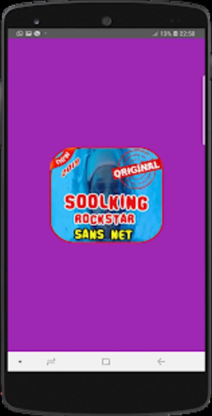 SOOLKING  Rockstar  sans net 2019