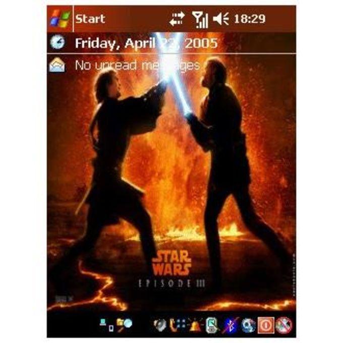 Star Wars episode III - Final Battle