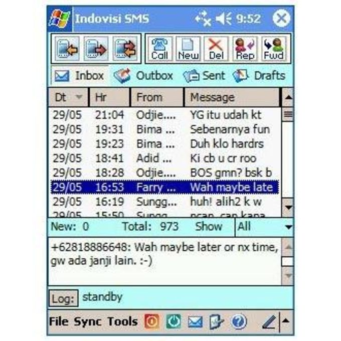 Indovisi SMS