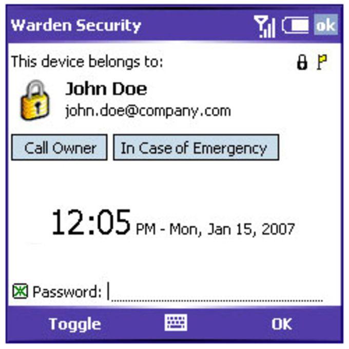 Warden Security