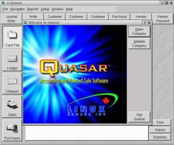 Quasar Accounting