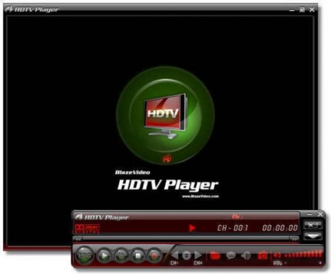 BlazeVideo HDTV Player