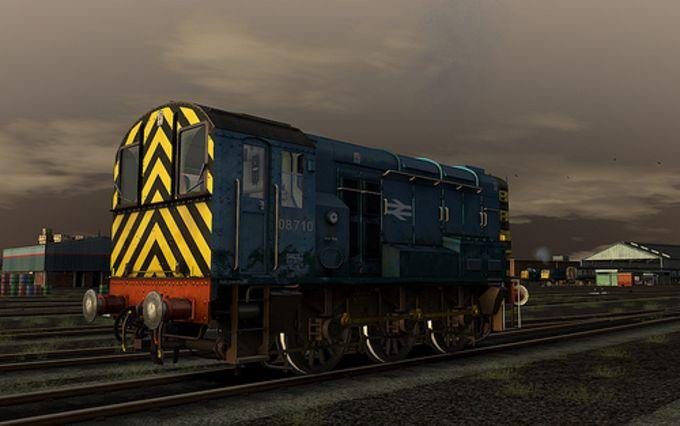 Rail Simulator Upgrade MK1