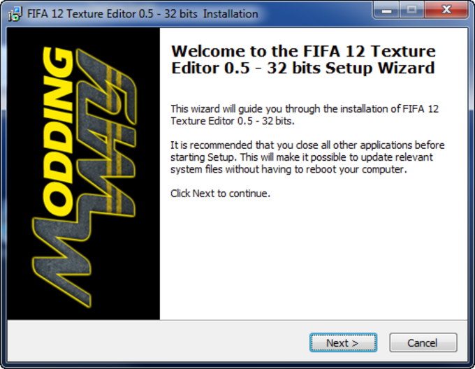 FIFA 12 Texture Editor