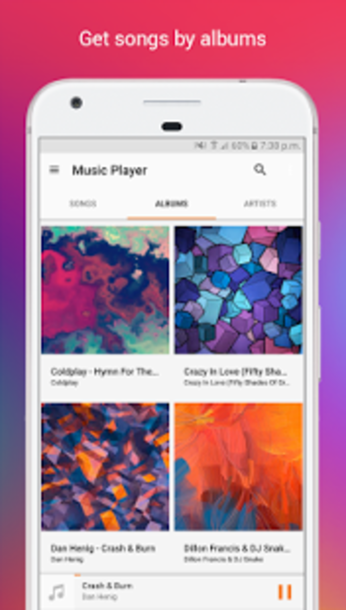 Music Player MP3 Songs Offline