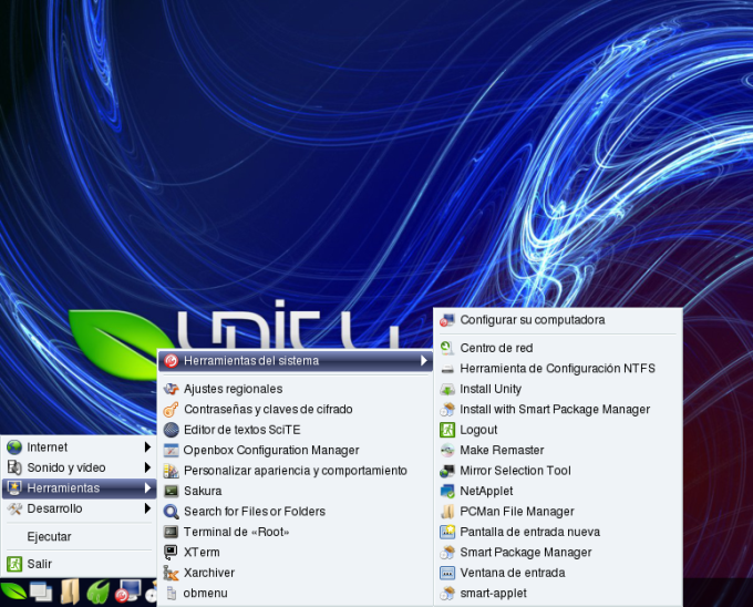 Unity Linux
