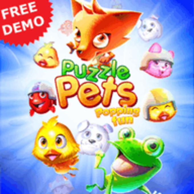 Puzzle Pets - Popping Fun