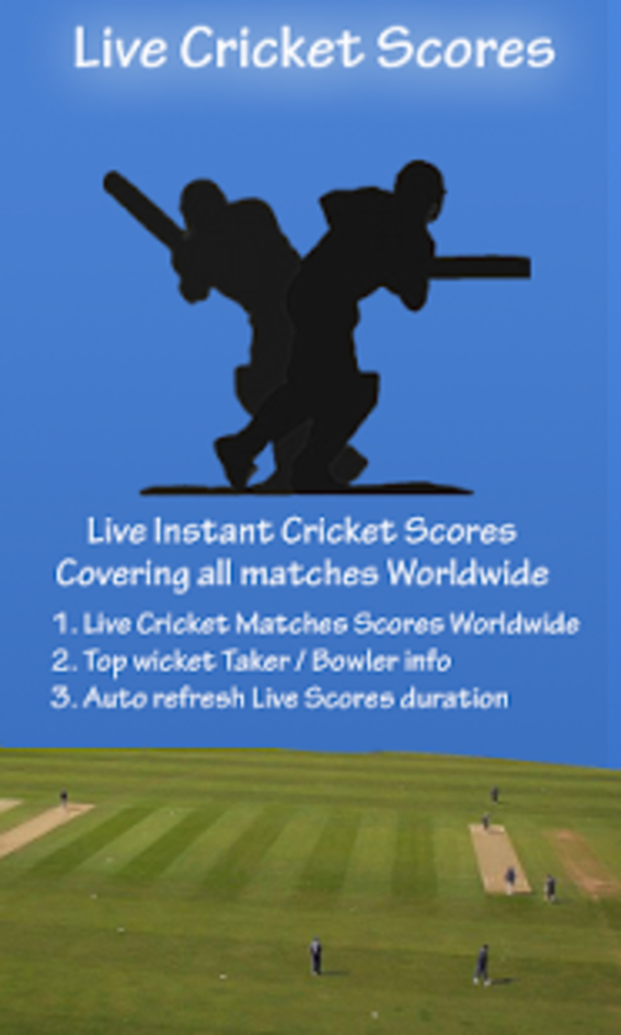 Live Cricket Scores Worldwide