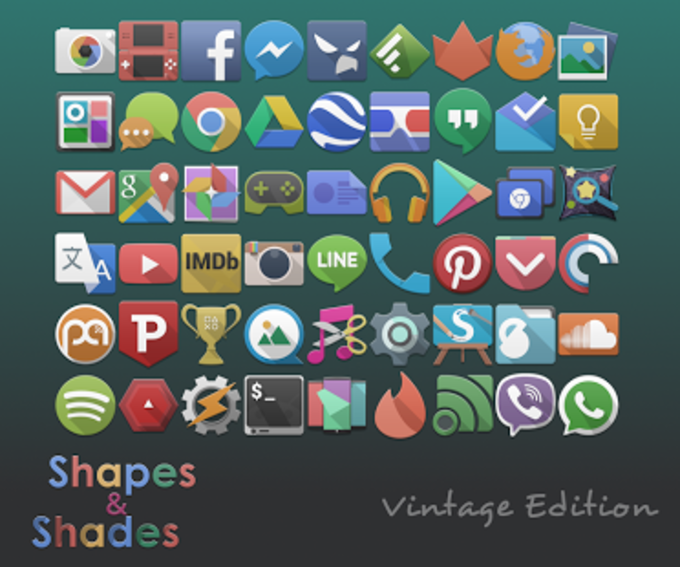 Shapes&Shades VE