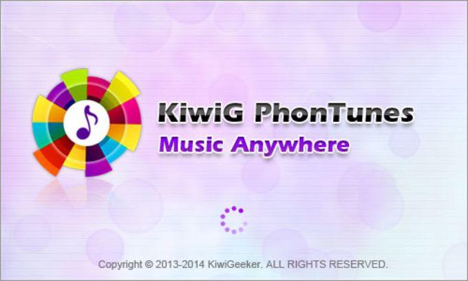 KiwiG PhonTunes