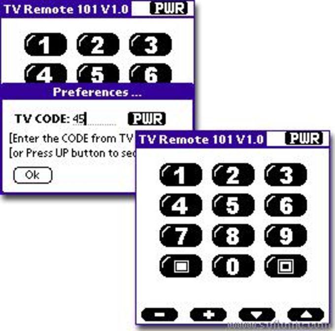 TV Remote 101