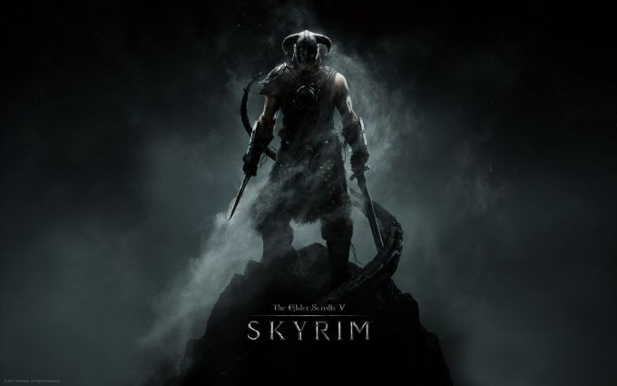 Fonds d'écran Skyrim