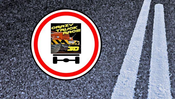 Crazy Truck Race 3D