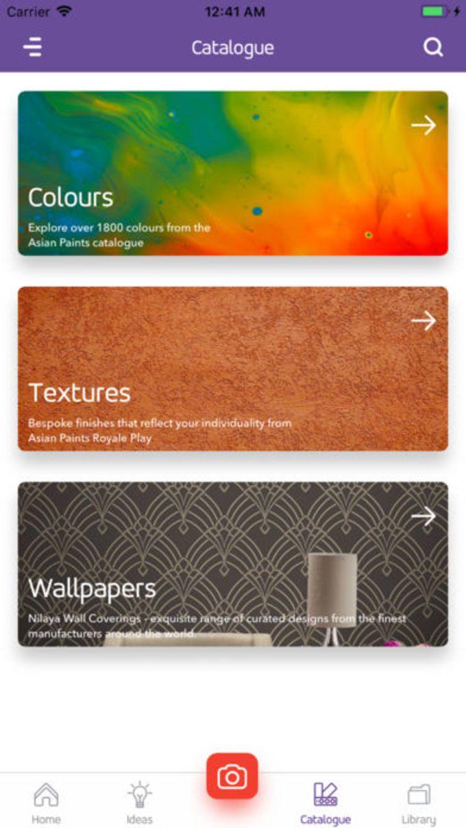 Colour with Asian Paints