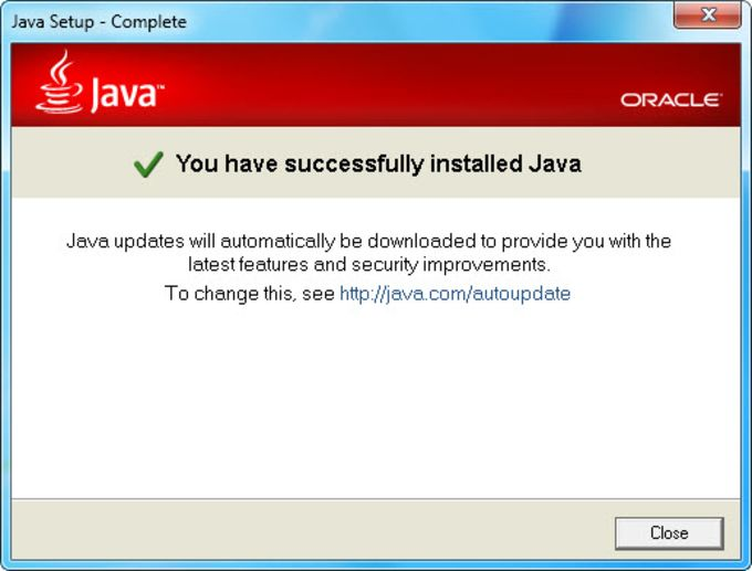 Java Runtime Environment - Download