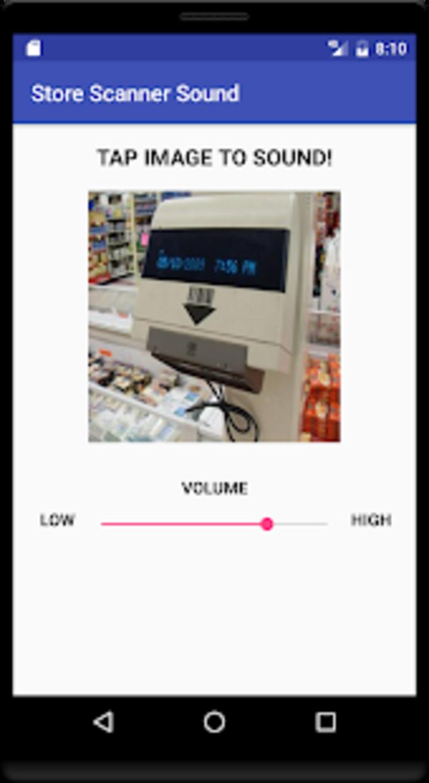 Store Scanner Sound Checkout Beep Sound