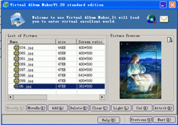 Virtual Album Maker Standard