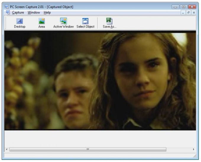 PC Screen Capture