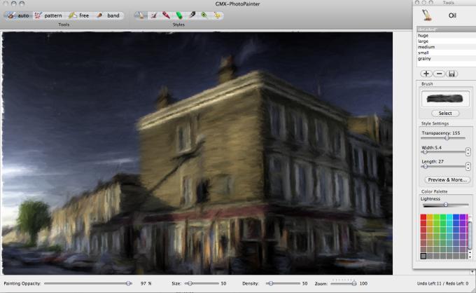GMX-PhotoPainter for Mac