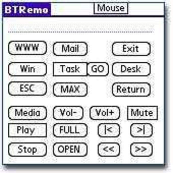 Bluetooth PC Remote Controller