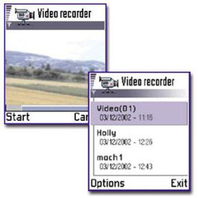Nokia 3650 Video Recorder Update