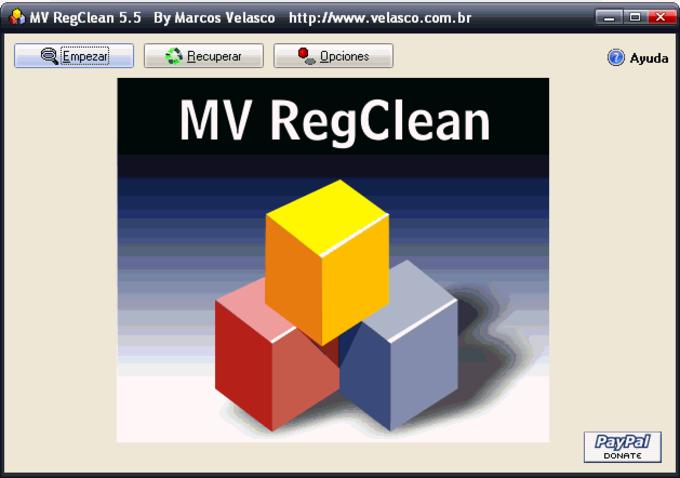 MV RegClean