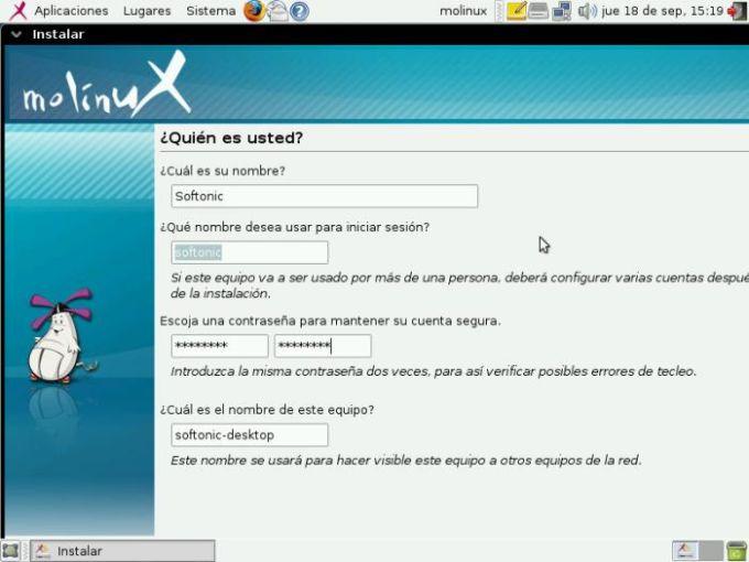 MoLinux
