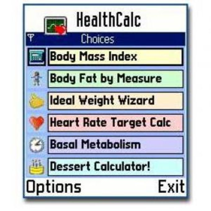 HealthCalc