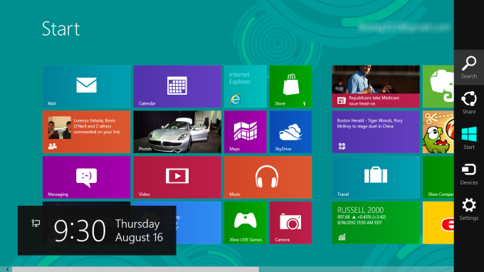 Windows 8 Enterprise