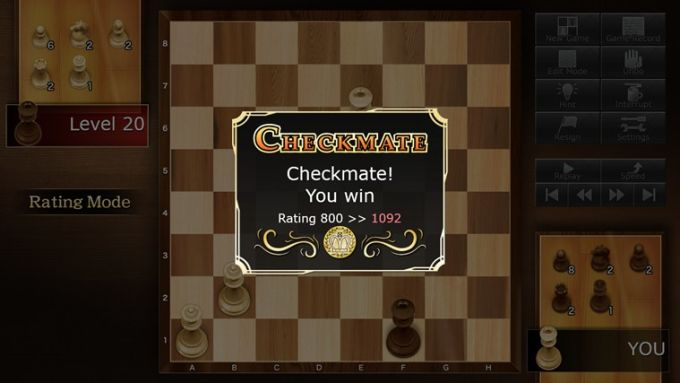The Chess Lv.100 per Windows 10