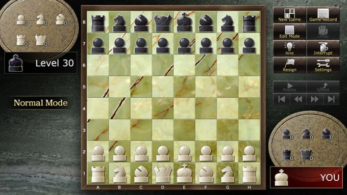 The Chess Lv.100 für Windows 10